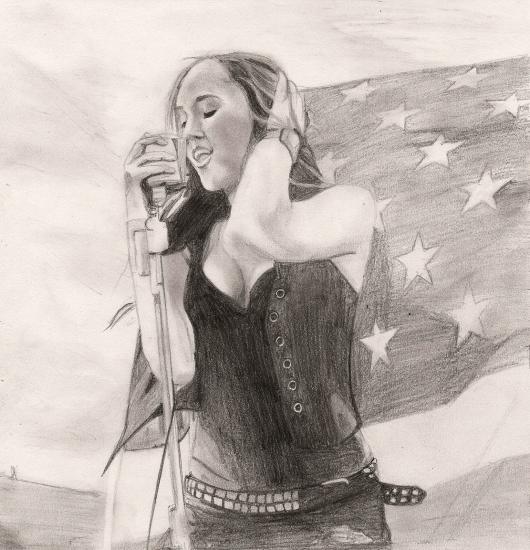 Miley Cyrus by Dan720